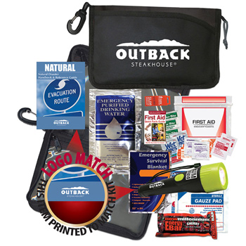 RIGHT-SIZE DISASTER PREP KIT