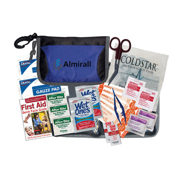 CONVENIENT FIRST AID KIT
