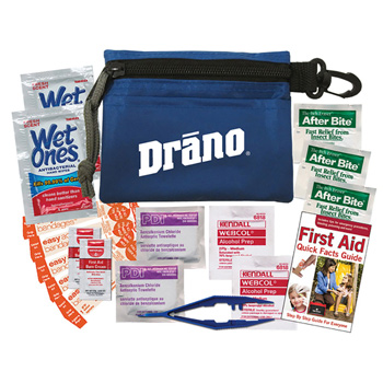 COMPACT FIRST AID KIT