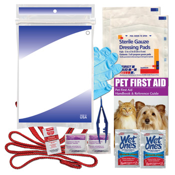 BUDGET PET FIRST AID KIT